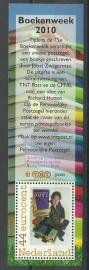 Boekenweek 2010 Boekenlegger Postfris