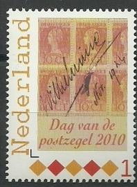 Nvph 2768 Persoonlijke Postzegel 2010 Postfris