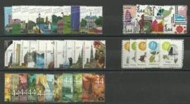 Jaargang Mooi Nederland 2005/2010 Los Postfris