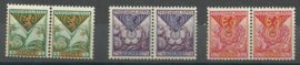 Nvph 166/168 Kinderzegels 1925 in paren Postfris (1)