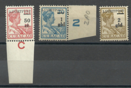 Luchtpost  1/3 Hulpuitgifte Postfris (3)
