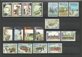 Complete Jaargang Aruba 2001 Postfris