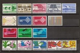 Complete Jaargang 1968 Postfris