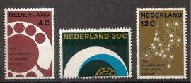 Nvph  771/773 Automatisering Telefoonnet Postfris