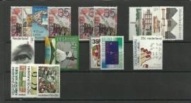 Complete Jaargang 1975 Postfris