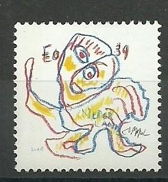 Nvph 2438a Zegel uit Blok Postfris