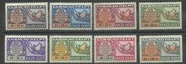 Luchtpost 61/68 Curacao Helpt Onze Oost Postfris