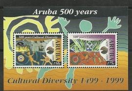 Aruba 234 Postfris