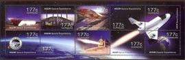 Curaçao Status Aparte 237/246V  XCOR Space Expeditions 2014 Postfris