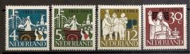 Nvph  807/810 150 Jaar Onafhankelijkheid Postfris