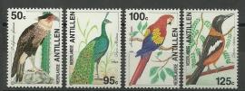 Nederlandse Antillen 1052/1055 Fauna 1994 Postfris