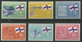 Nederlandse Antillen 358/363 Postfris