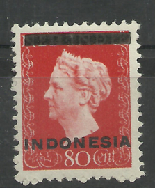 Indonesië 357 P Postfris