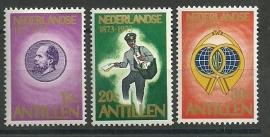 Nederlandse Antillen 472/474 Postfris