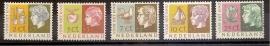 Nvph 612/616 Kinderzegels 1953 Postfris