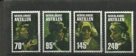 Nederlandse Antillen 1397/1400 Amphilex 2002 Postfris