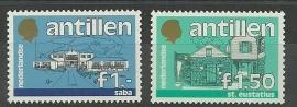 Nederlandse Antillen 829/830 Postfris