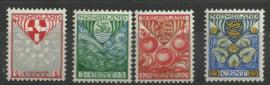 Nvph 199/202 Kinderzegels 1926 Postfris ( 9)