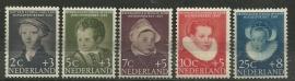 Nvph 683/687 Kinderzegels 1956 Postfris