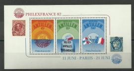 Nederlandse Antillen 722 Postfris