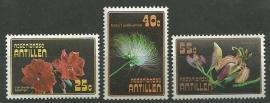 Nederlandse Antillen 545/547 Postfris