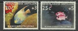 Nederlandse Antillen 315/317 Postfris