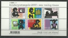 Nvph 2527 Kindervel 2007 Postfris