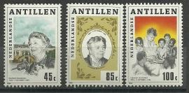 Nederlandse Antillen 791/793 Postfris