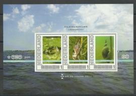 2011 (01) Persoonlijk Postzegelvel Filateliebeurs Loosdrecht Postfris