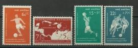 Nederlandse Antillen 265/268 Postfris
