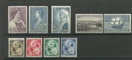 Complete Jaargang 1934 Postfris