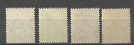 Nvph 225/228 Kinderzegels 1929 Postfris (8)