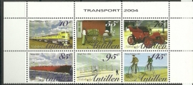 Nederlandse Antillen 1507/1512 Transport Postfris