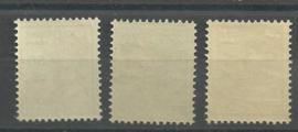 Luchtpost  1/3 Hulpuitgifte Postfris (2)