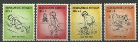 Nederlandse Antillen 318/321 Postfris