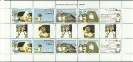 Nederlandse Antillen V1554/1558 Kinderzegels 2004 Postfris