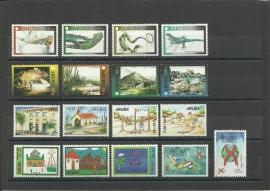 Complete Jaargang Aruba 2000 Postfris
