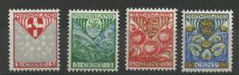 Nvph 199/202 Kinderzegels 1926 Postfris ( 7)