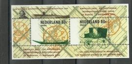 Nvph 1926 Blok 150 jaar Postzegels Postfris