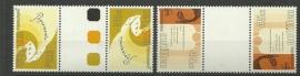 Nederlandse Antillen  815a/816a Postfris