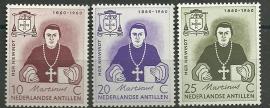 Nederlandse Antillen 311/313 Postfris