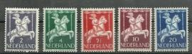 Nvph 469/473 Kinderzegels 1946 Postfris