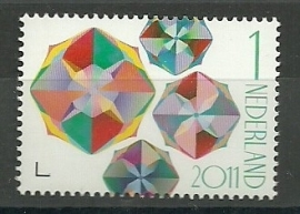 Nvph 2815a Zegel uit Blok Postfris