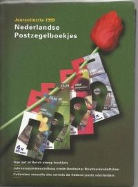 Jaarcollectie 1999 Postfris (Boekjes)