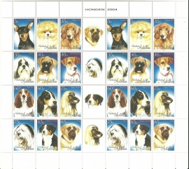 Nederlandse Antillen V1517/1528 Honden Postfris