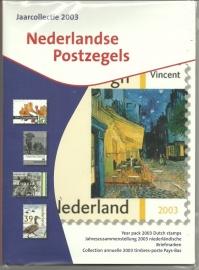 Jaarcollectie 2003 Postfris