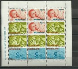 Nvph  875 Kindervel 1966 Postfris