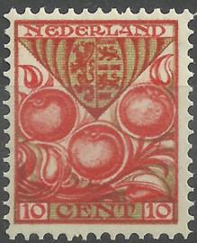 Nvph 201 10 + 3 ct  Kinderzegels 1926 Postfris