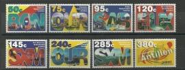 Nederlandse Antillen 1474/1481 Standaardserie Postfris