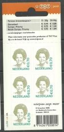Nvph Vba2138 5 × 0,70 euro TNT Logo Postfris